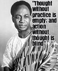 kwame nkrumah thought