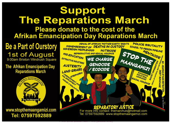 SM Reparations March Bucket Label Rapid