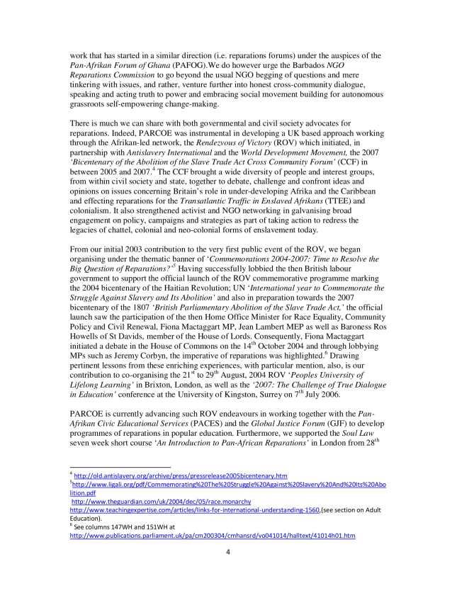 PARCOE CARICOM REPARATIONS POSITION PAPER-04