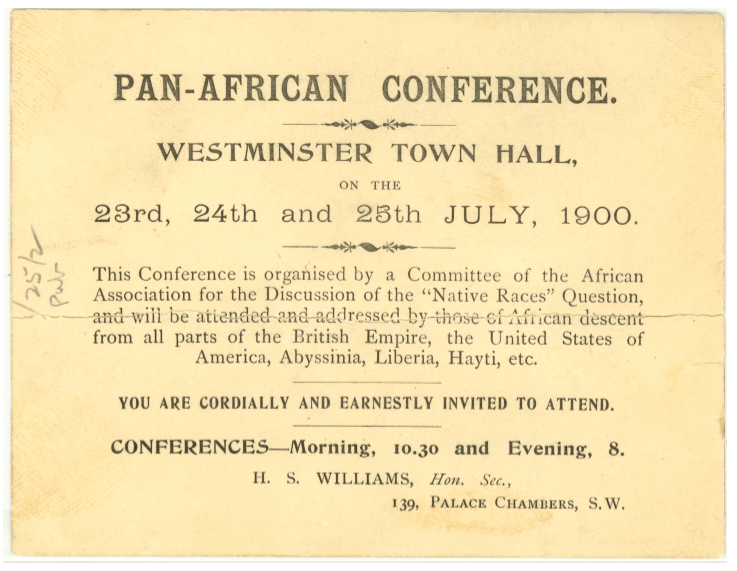 Invitation_to_Pan-African_Conference_at_Westminster_Town_Hall_July_1900